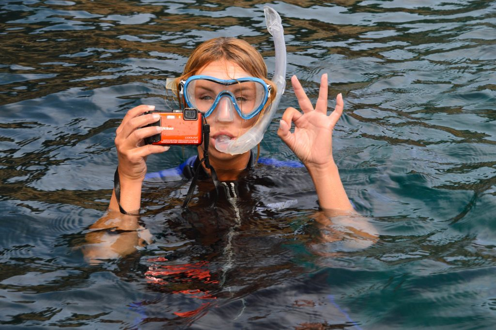 Onderwater gadgets