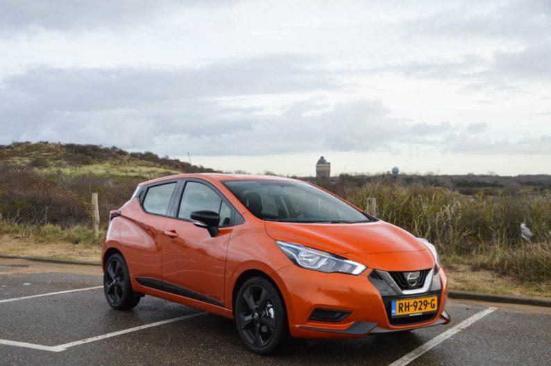 Rij ervaring met de nieuwe Nissan Micra