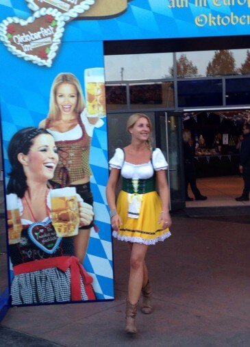 Oktoberfest-Duitsland-Europapark