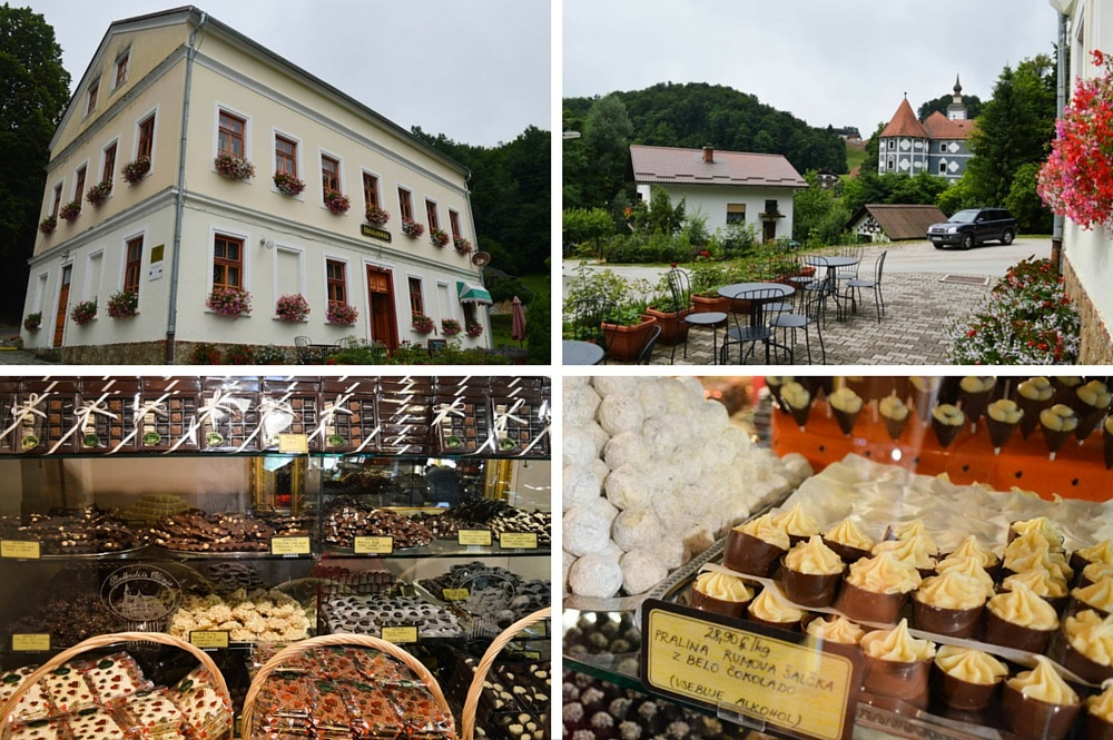 Olimje's chocoladefabriek