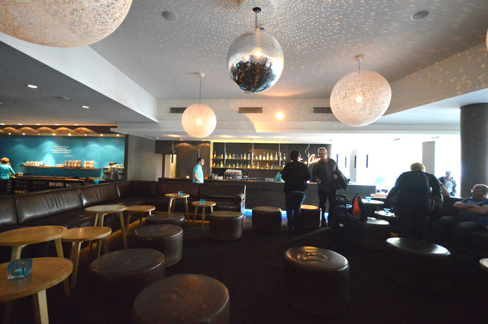 One Lounge Motel One am Michel Hamburg