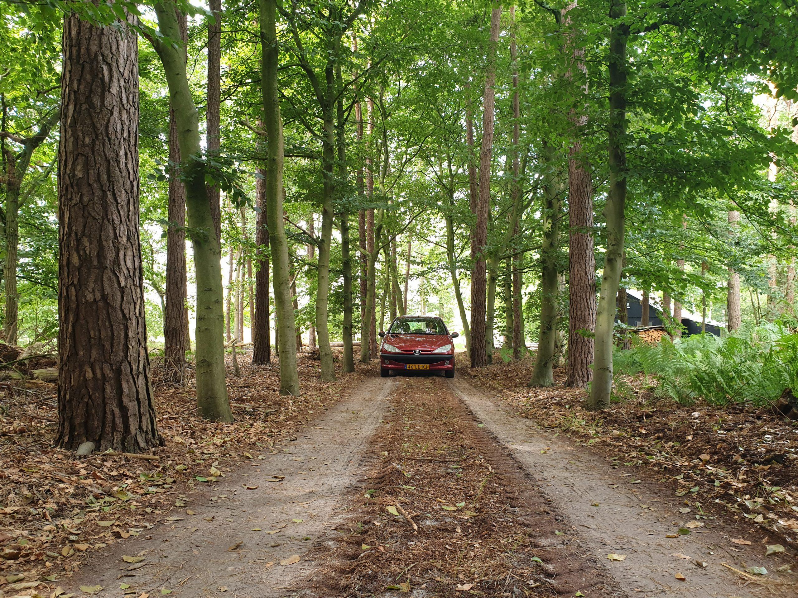 Vakantie auto huren Nederland