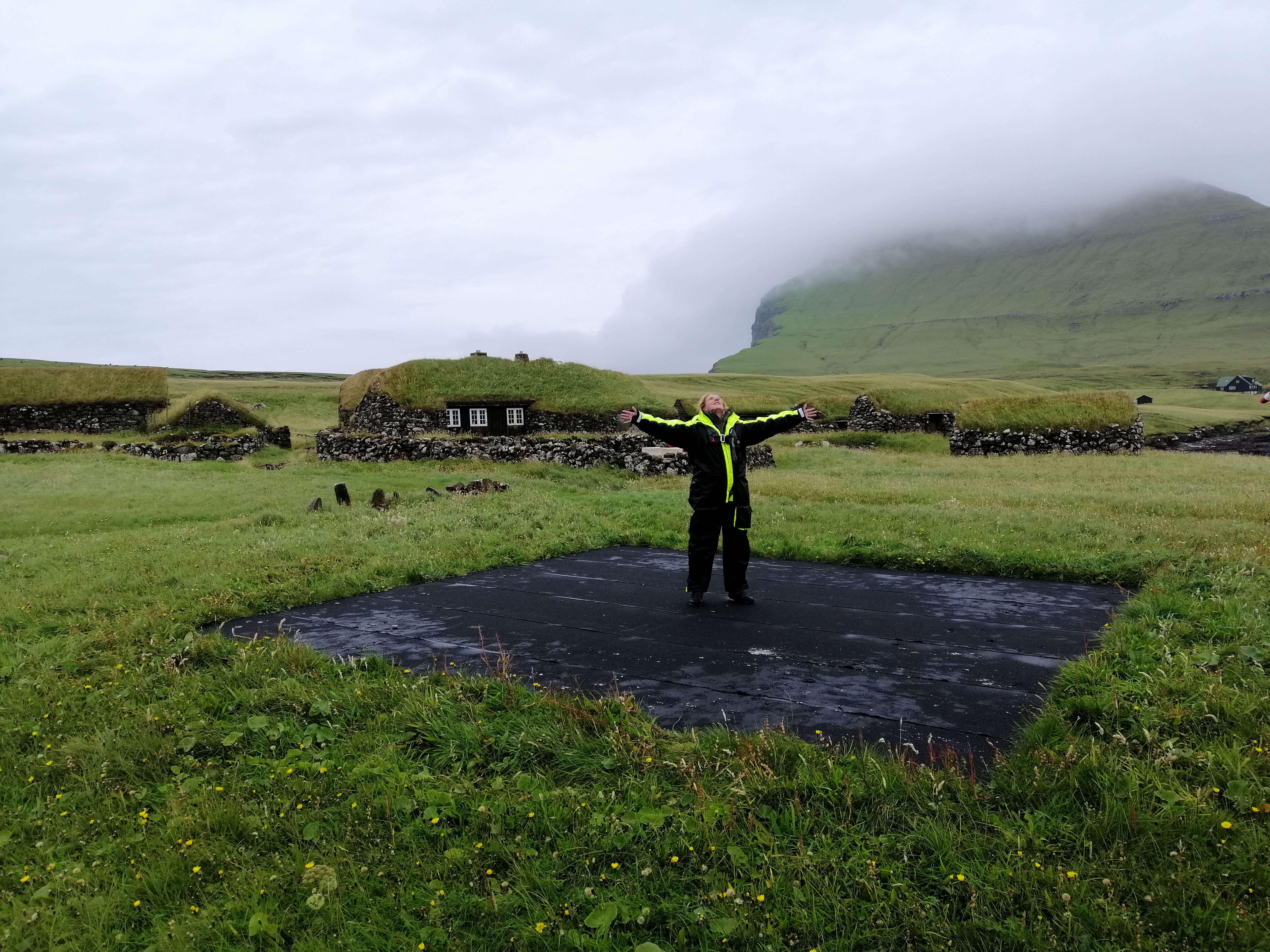 Visit Koltur Island