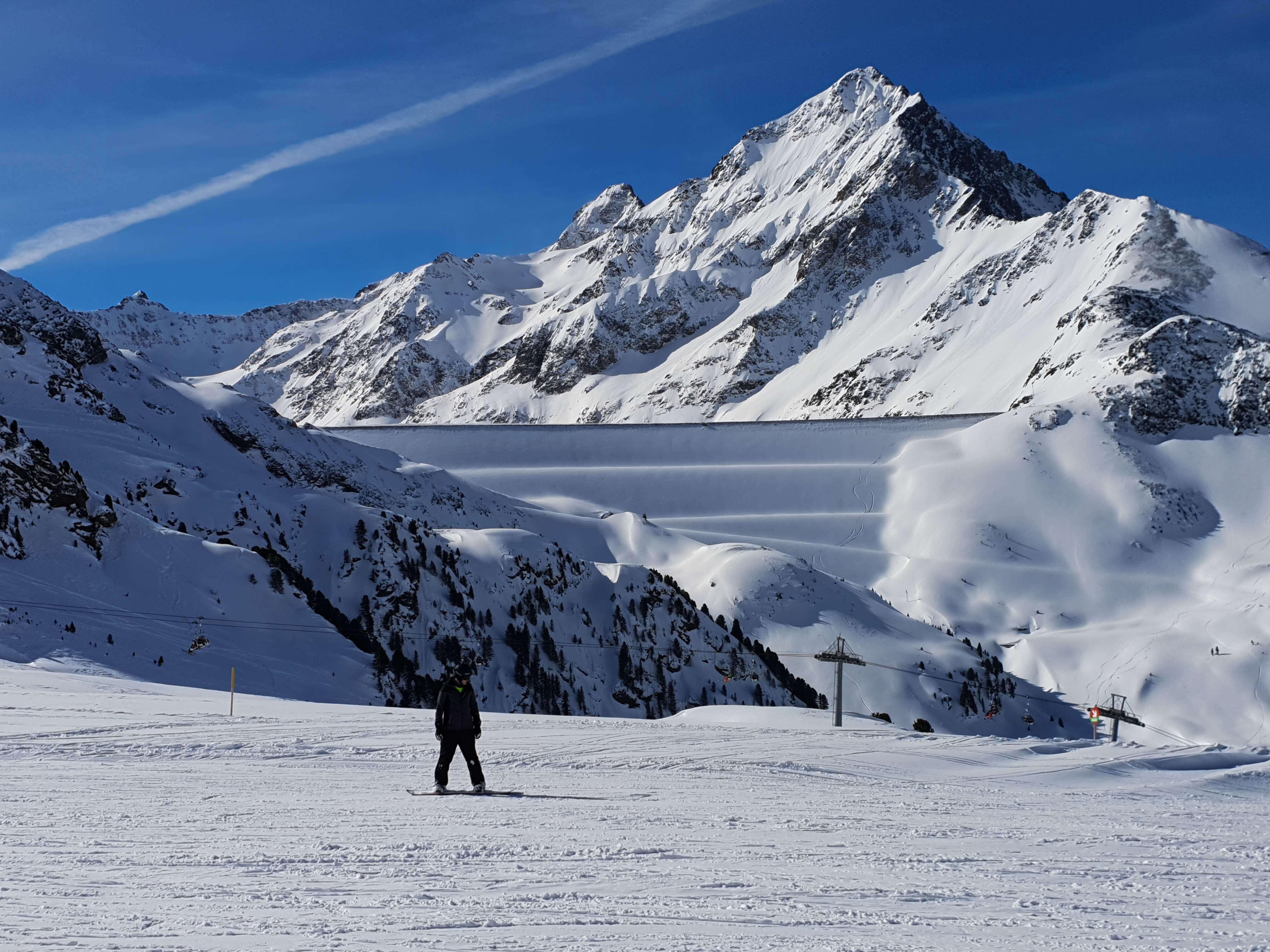 Reizen naar skigebied Kühtai