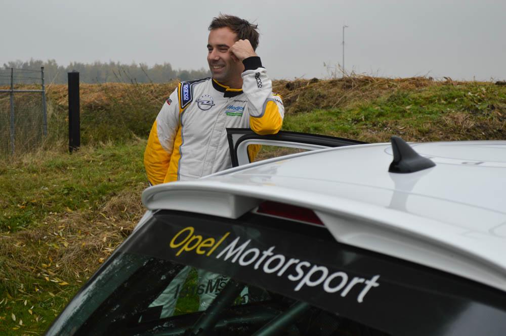 Rally Experience met Opel ADAM R2 rallykampioen Timo van der Marel