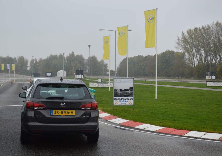 Rijvaardigheidstraining Prodrive Training Centre