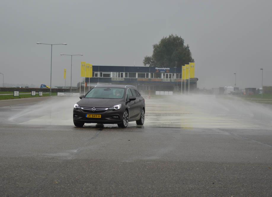 Opel rijvaardigheid