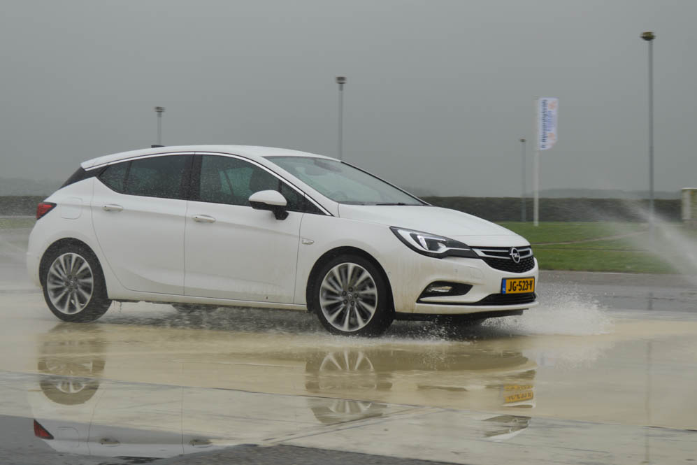 Opel rijvaardigheid training