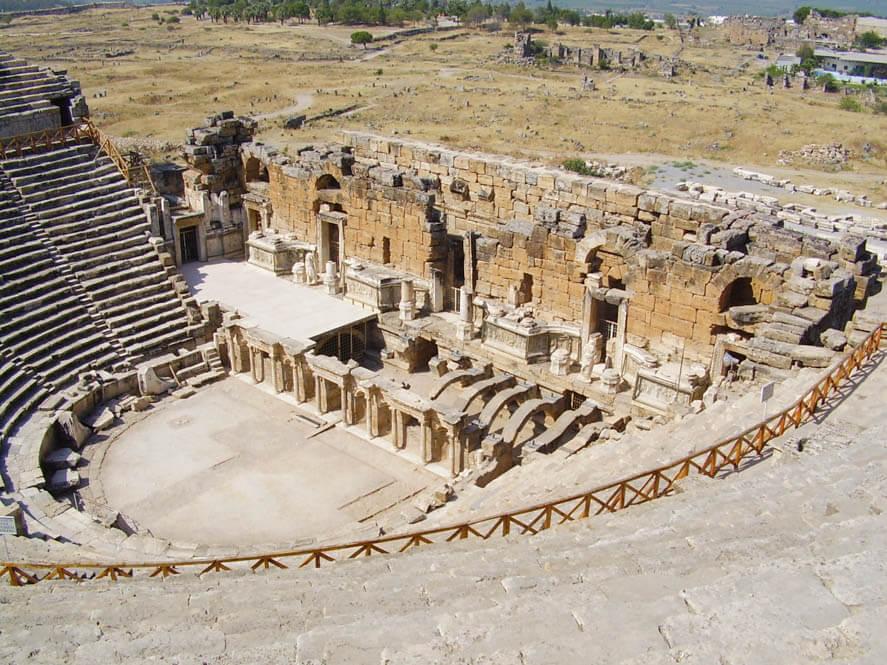 Opgravingen Turkije - Efeze