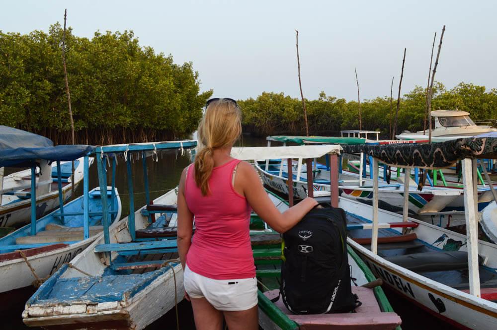 Reizen met een rugzak - Osprey Radial 26