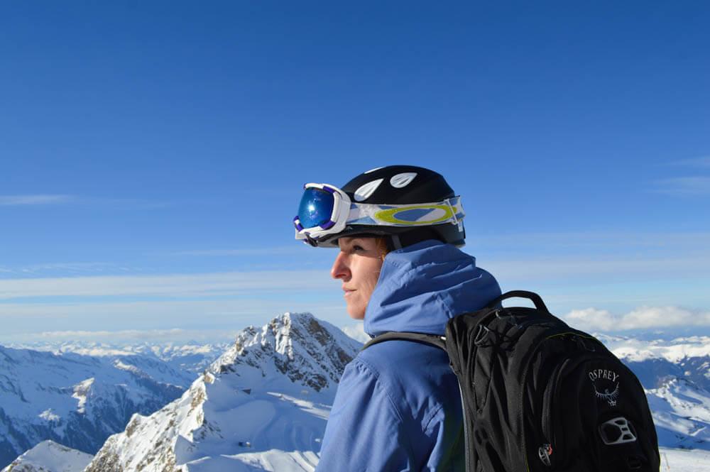 Osprey-rugzak-Wintersport