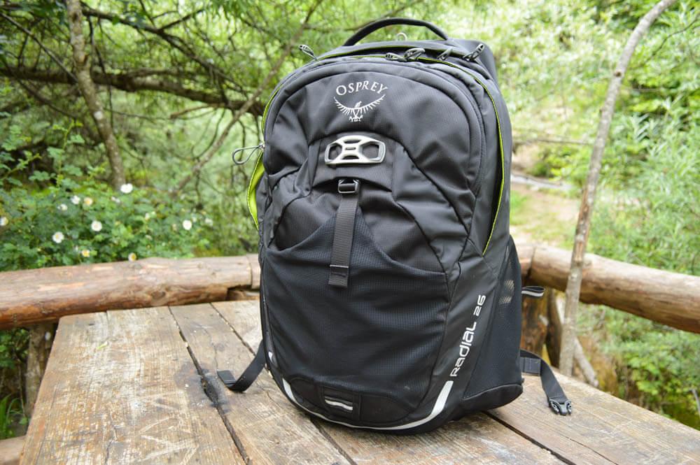Review: reizen met een Osprey rugzak