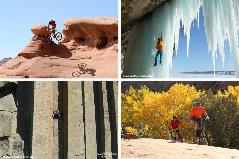 Film tip: National Parks Adventure Omniversum - Outdoor Adventures