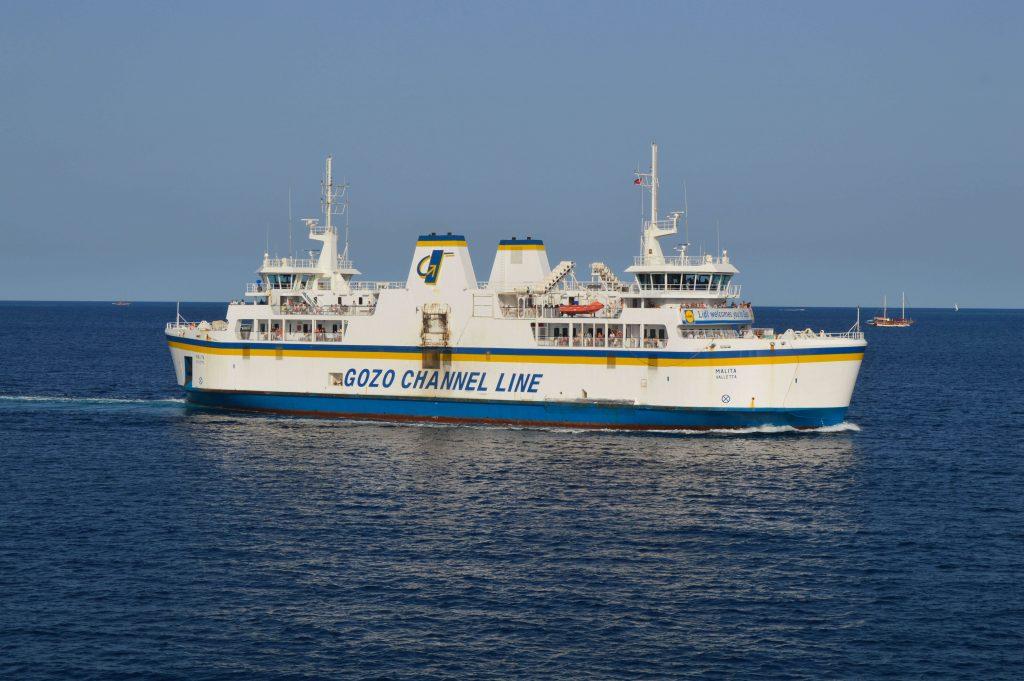 Overtocht Malta naar Gozo
