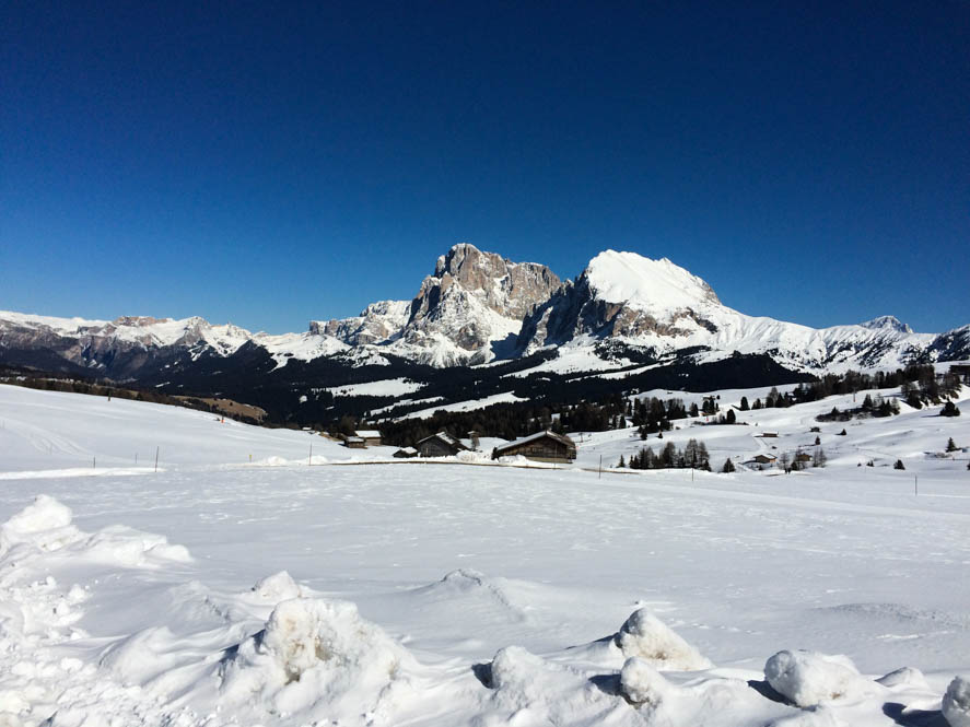 Dolomieten in Zuid Tirol