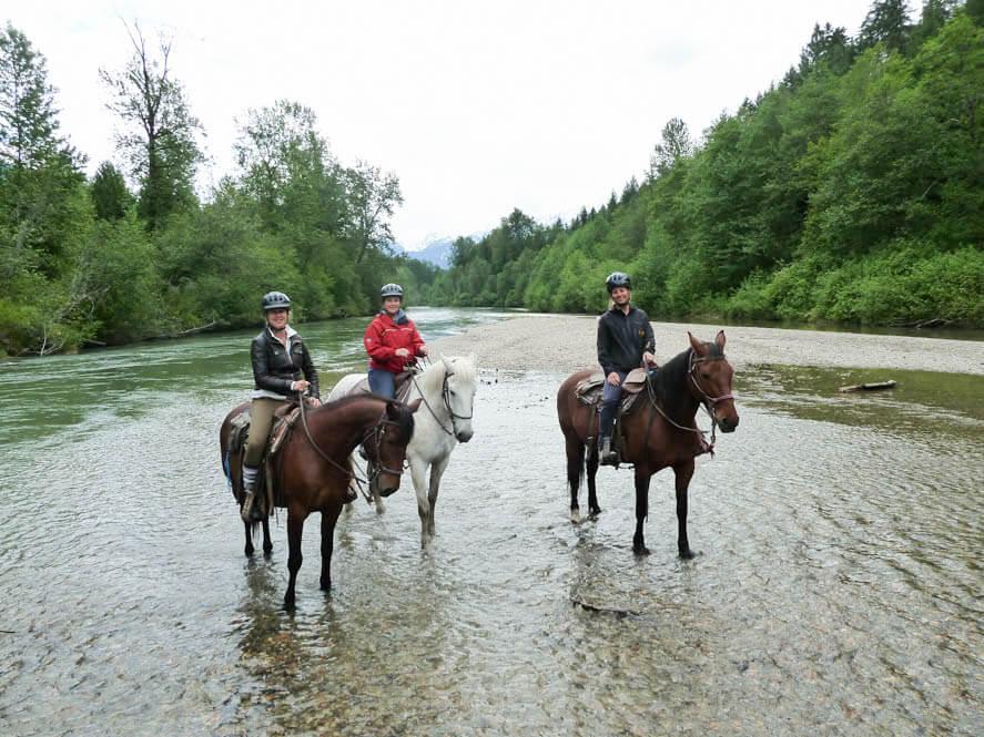 Paardrijden-Canada-whistler