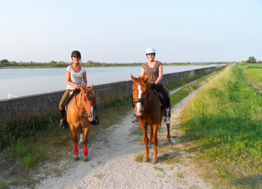 Paardrijden - Italie