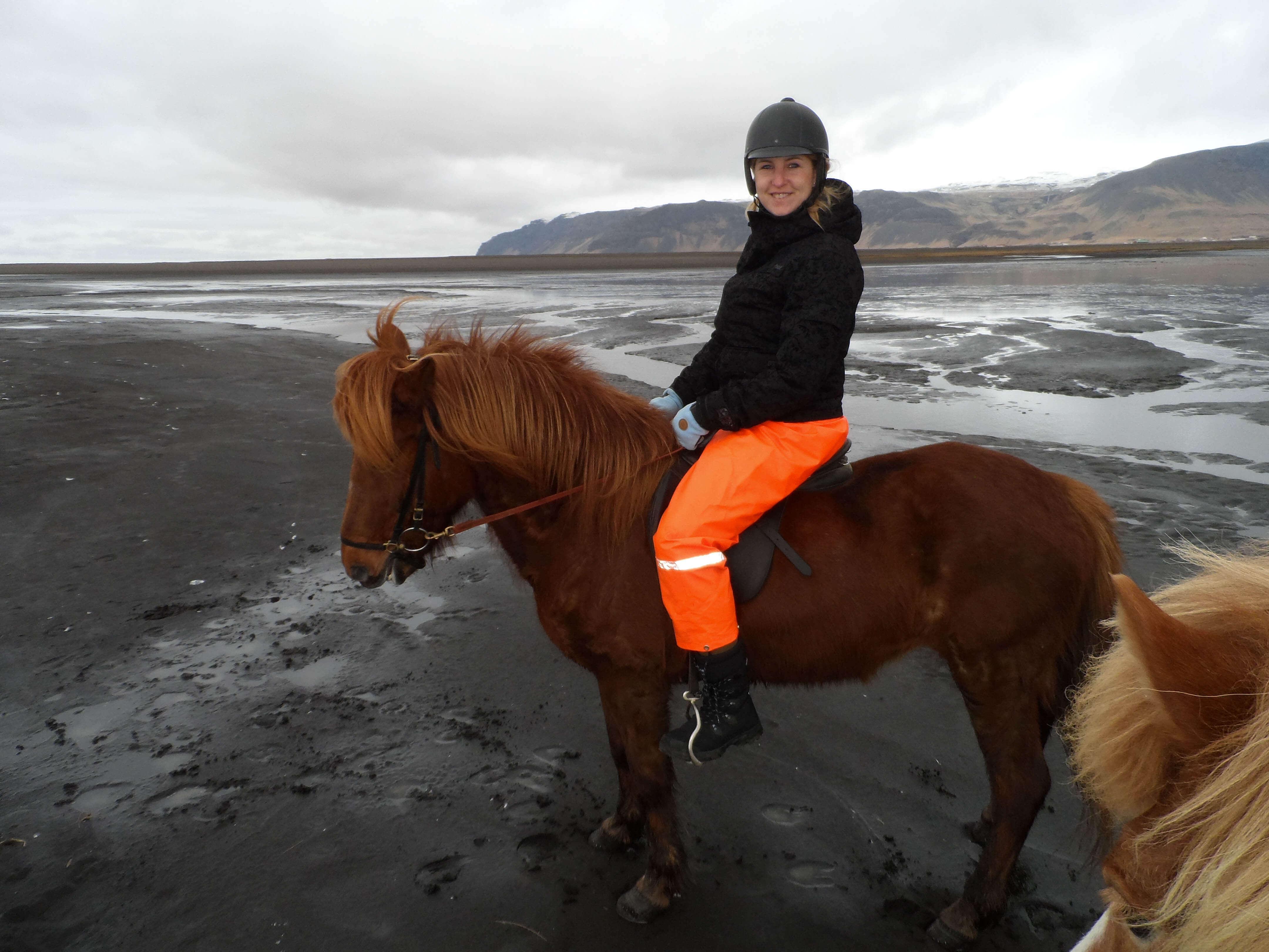 Paardrijvakanties en paardrijden in IJsland