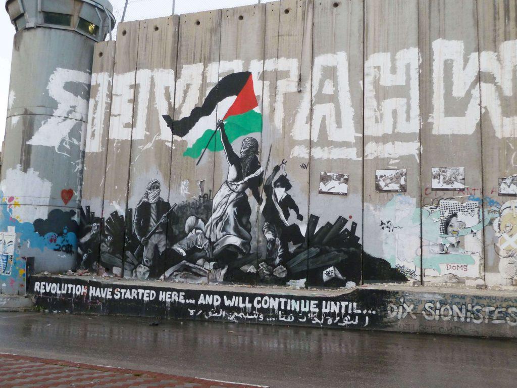 Palestijnse gebieden