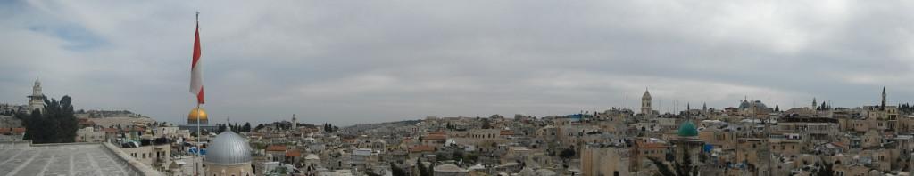 Citytrip Jeruzalem