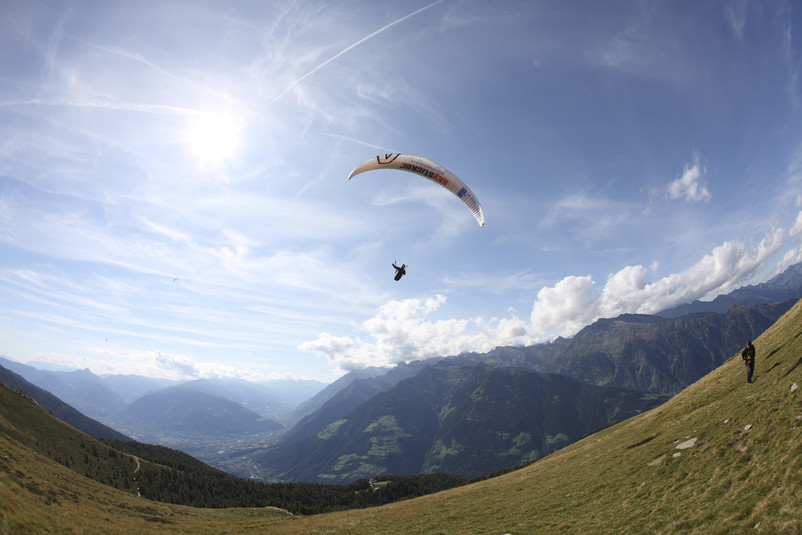 paragliden- Zuid Tirol - outdoor