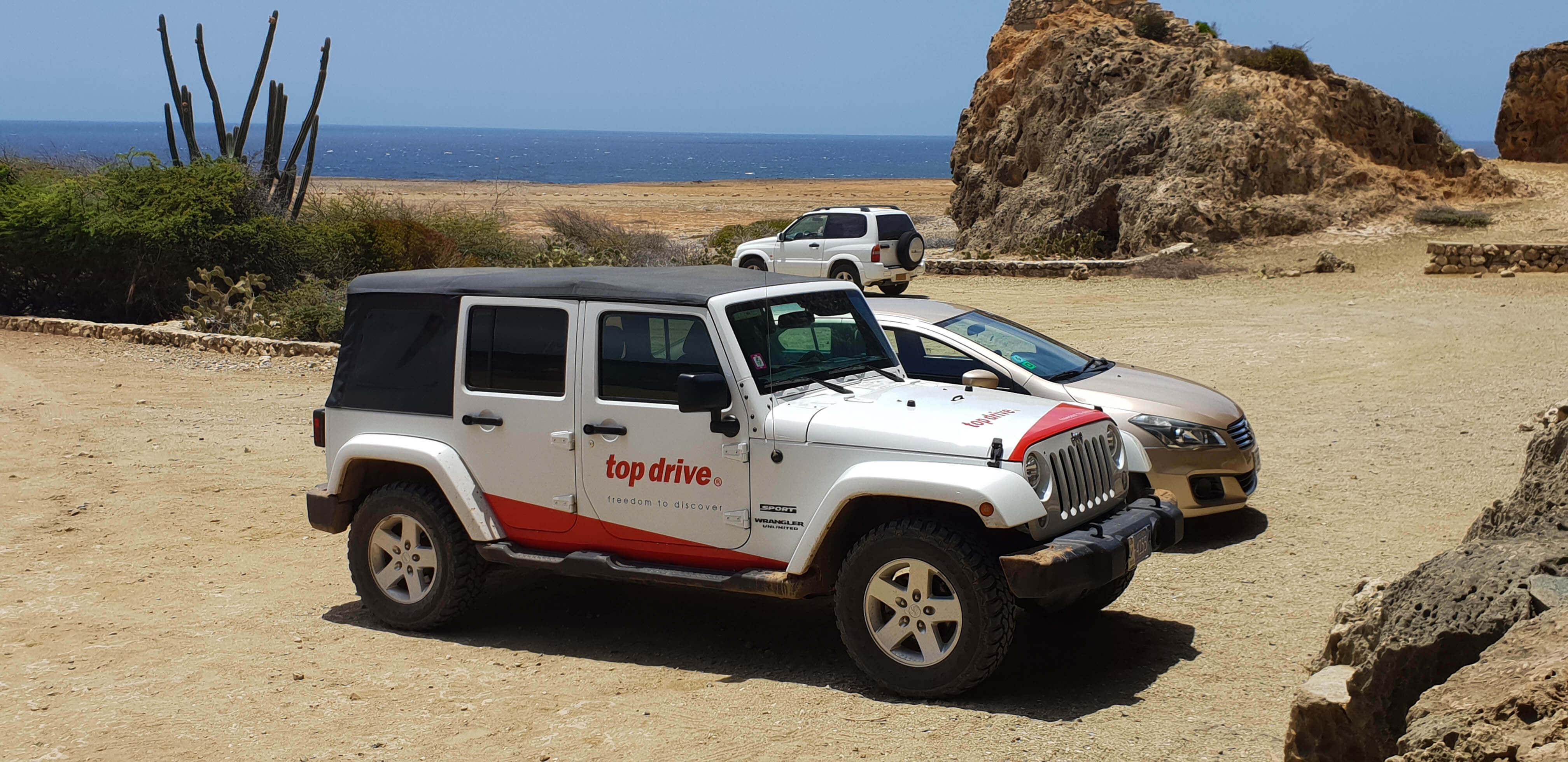 parkeren op Aruba