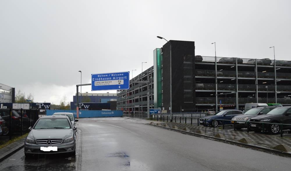 Parkeren - Vliegveld