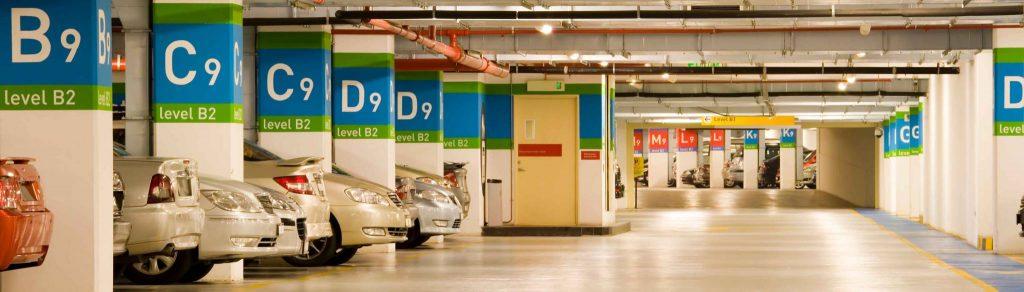 vergelijk de parkeerprijzen online met Parkos