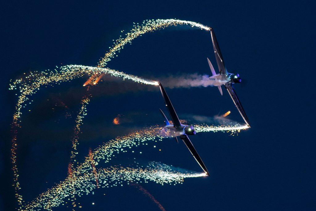 Scheveningen Light Air Show
