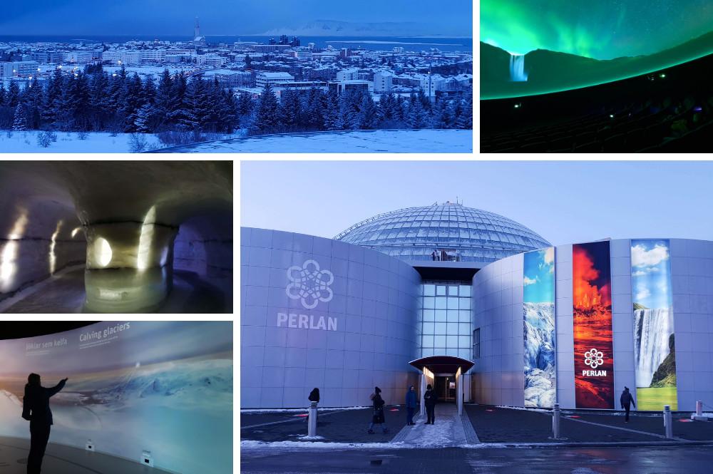 Ontdek IJsland bij museum Perlan
