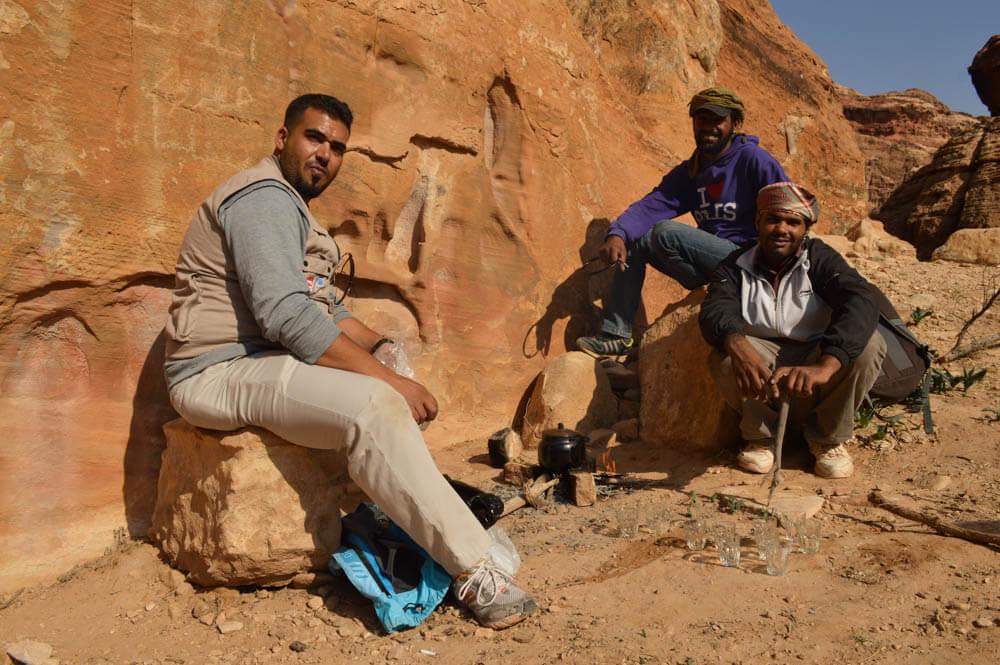 Petra - El Madras Hike
