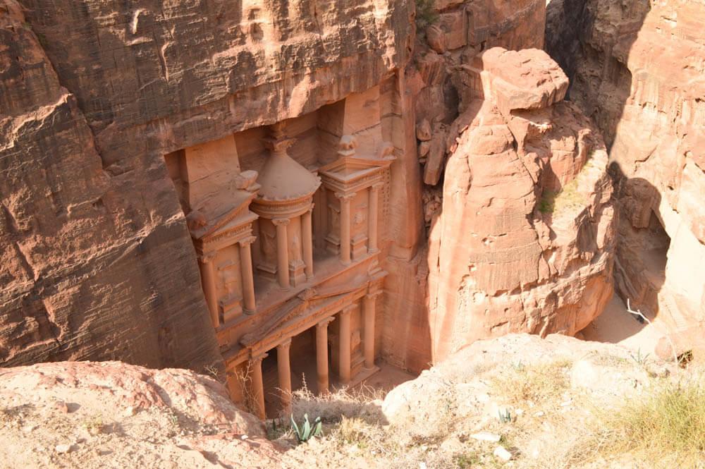Petra - Jordan - Treasury