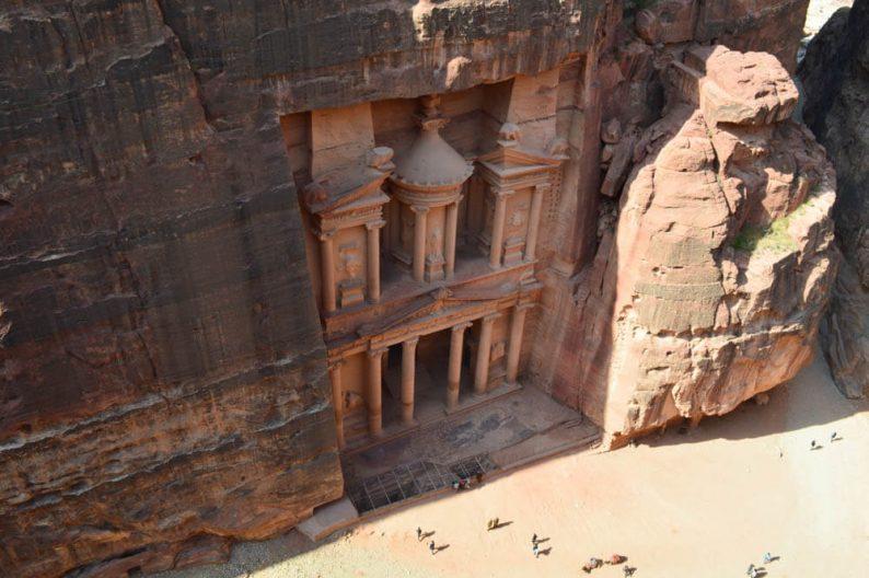 Ontdek Petra tijdens Madras hike