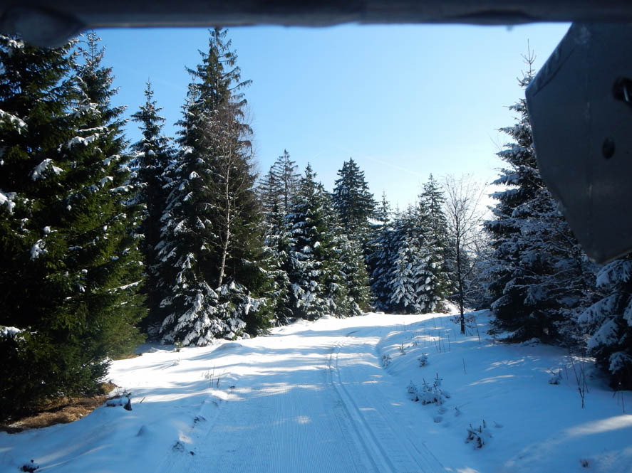 Pistenbully - wintersport - Thuringen