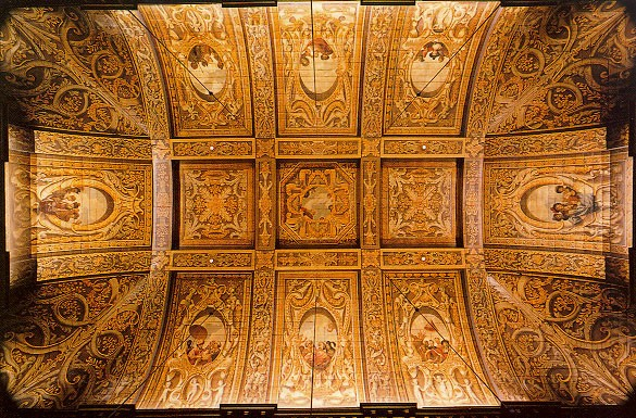 Plafond Eerste Kamer