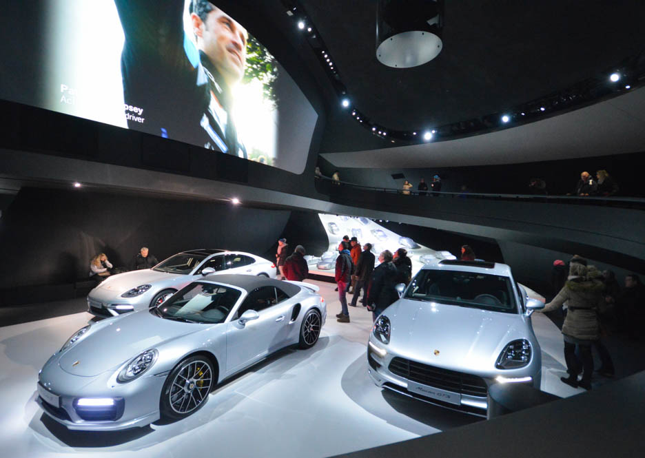 Porsche paviljoen - Autostadt