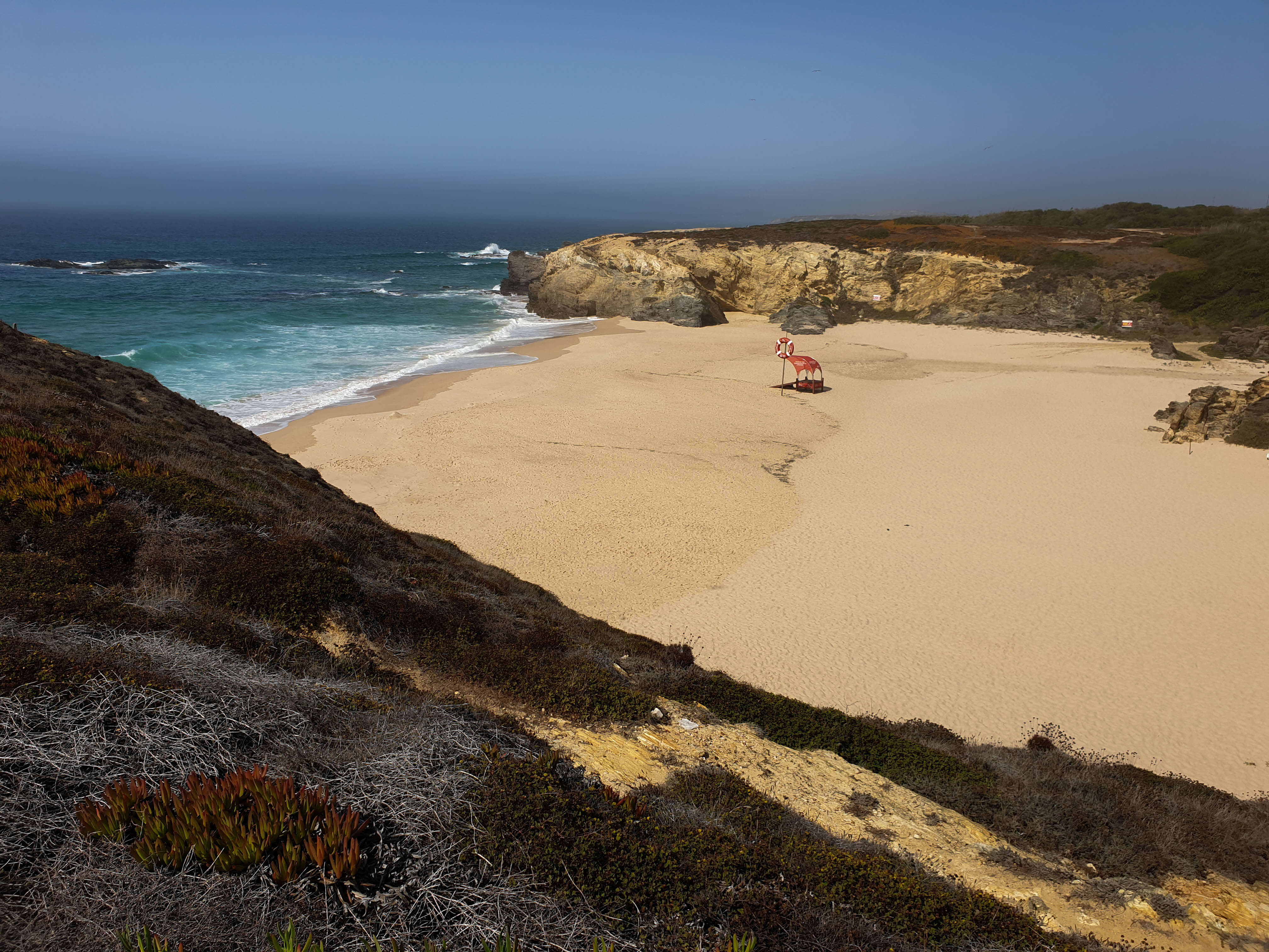 Praia Grande de Porto Covo