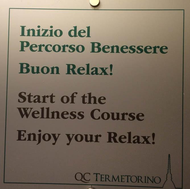 Wellness in de stad