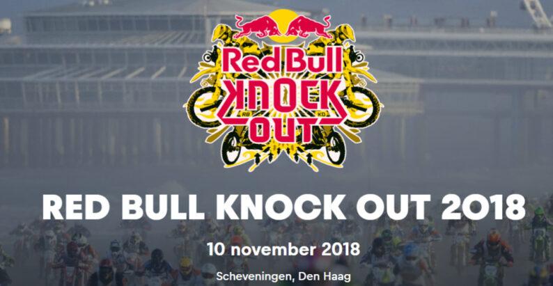 Red Bull Knock Out Scheveningen