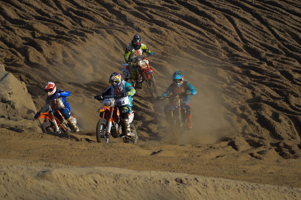 Red Bull Knock Out in beeld