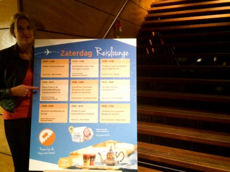 Reis! College @ Reis! Event in Groningen