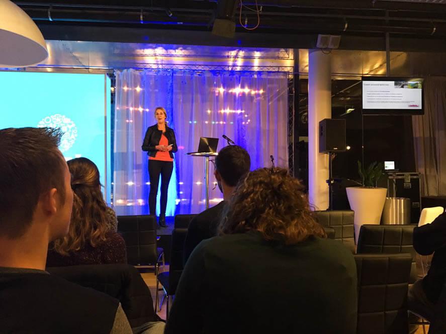 Spreken @ Reis! Event in Groningen