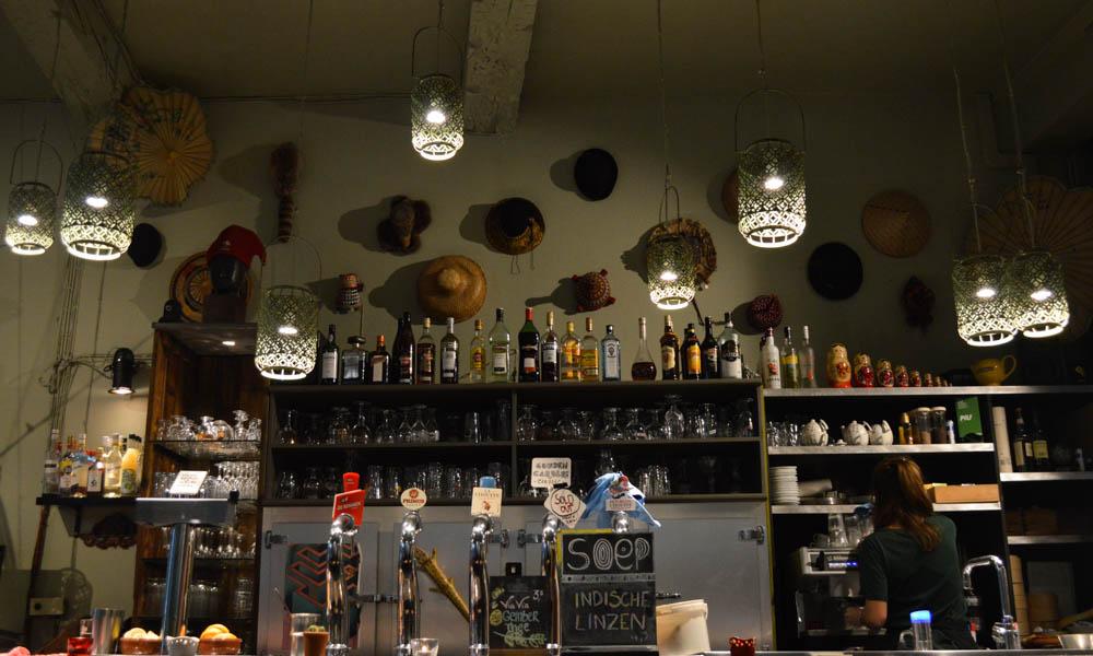Reiscafe - Antwerpen