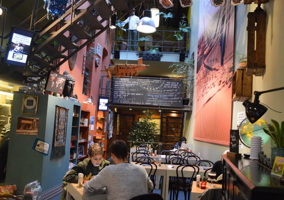 Reiscafe-Belgie