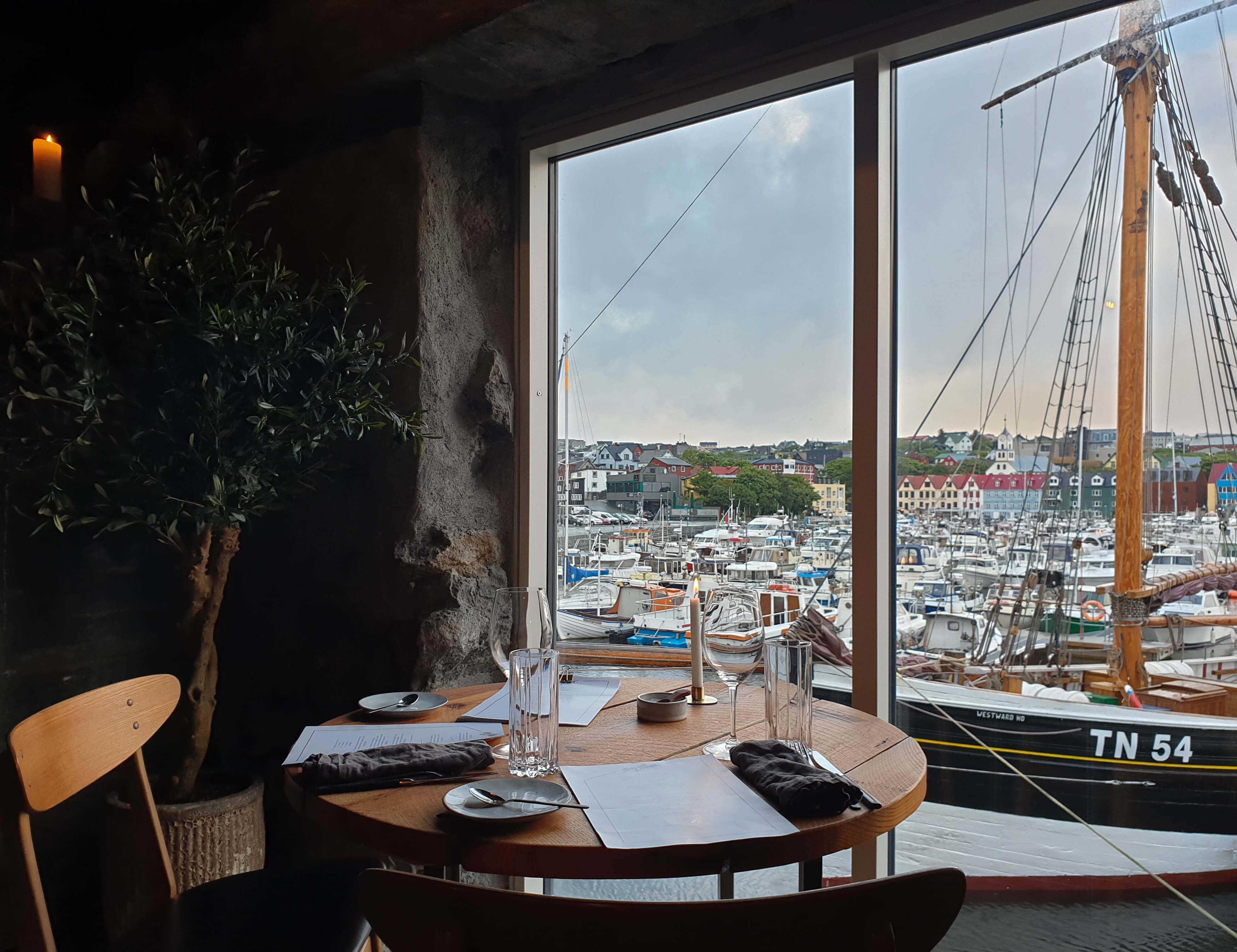 Restaurant tips Tórshavn