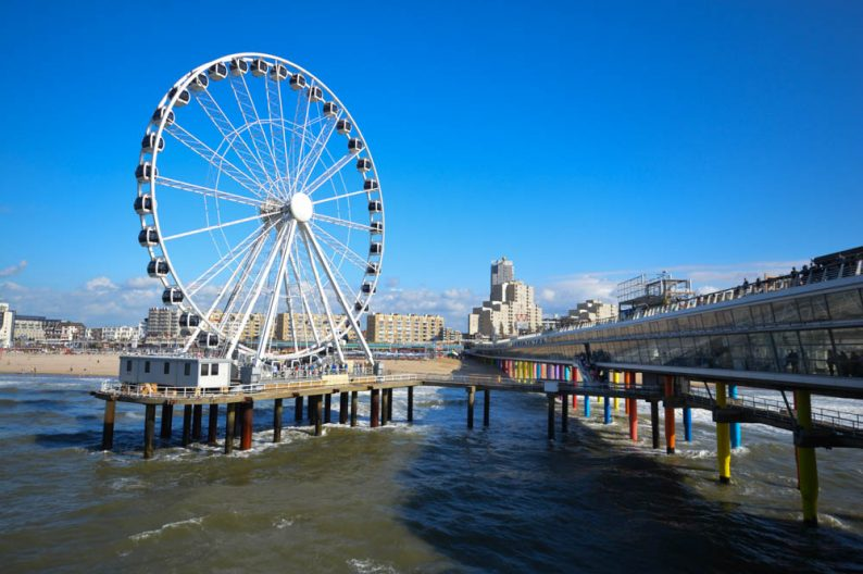 Hotspot: Reuzenrad op De Pier Scheveningen