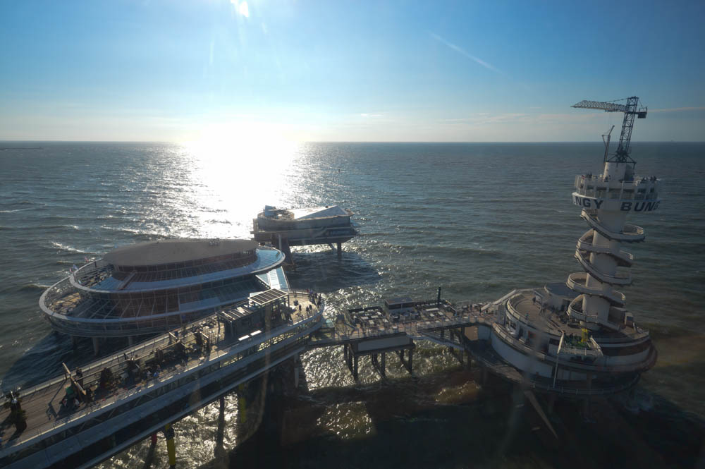 Reuzenrad De Pier