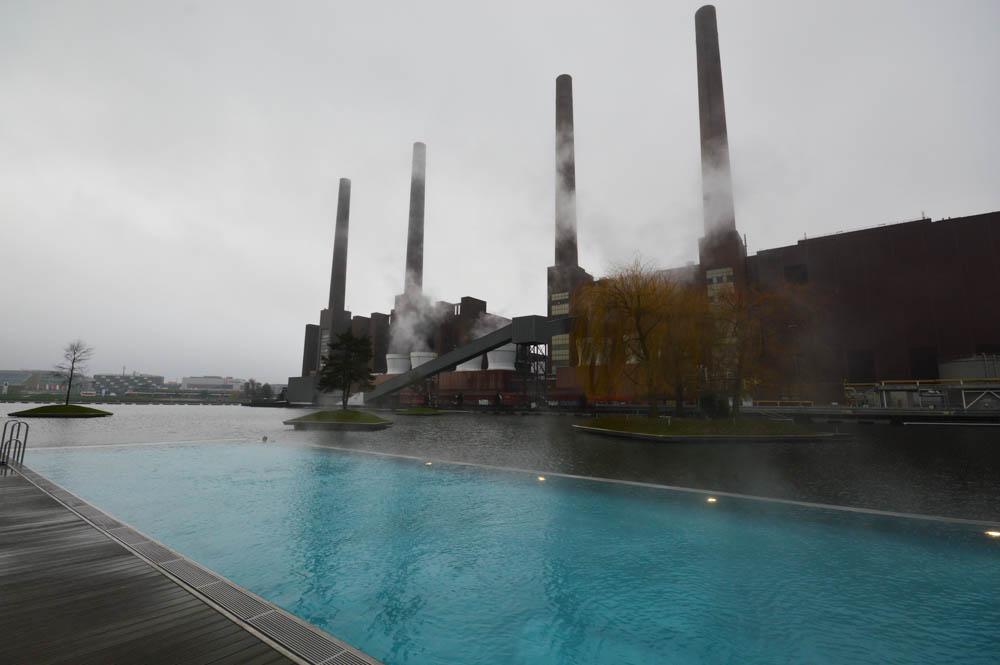 Ritz Carlton Wolfsburg - Zwembad