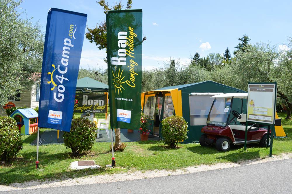 Roan campings Italie