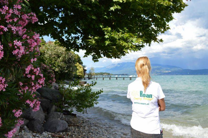 Glamperen in Italië met Roan